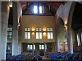 TQ3262 : Interior of St Mary's church by Stephen Craven