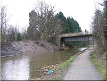 NT2170 : Balerno branch bridge, Union Canal by A-M-Jervis