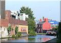 SP0889 : Birmingham and Fazeley Canal,  Aston by Roger  Kidd