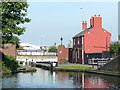 SP0889 : Lock No 23, Birmingham and Fazeley Canal in Aston by Roger  Kidd
