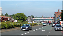 SP0889 : Lichfield Road (A5127) in Aston, Birmingham by Roger  Kidd