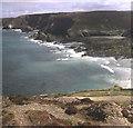 SW7251 : Trevaunance Cove by Trevor Rickard