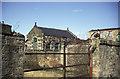 SD8332 : Oak Mount Mill engine house by Chris Allen