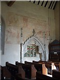 TL8240 : Old wall paintings by Keith Evans