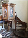 TL8240 : Pulpit by Keith Evans
