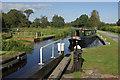 SJ3326 : Aston Top Lock by Stephen McKay