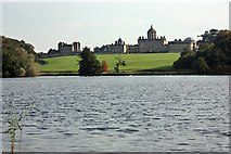SE7170 : Castle Howard across the Great Lake by Peter Church