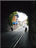 SY6778 : Weymouth - Railway Tunnel by Chris Talbot