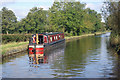 SJ3333 : Llangollen Canal near Hindford by Stephen McKay