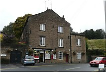 SJ9690 : Compstall Post Office by Gerald England