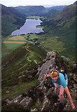 NY2014 : North-west ridge Fleetwith Pike by Tom Richardson
