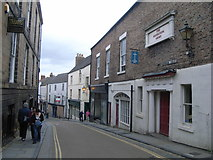 NZ2742 : Saddler Street, Durham by Nicholas Mutton