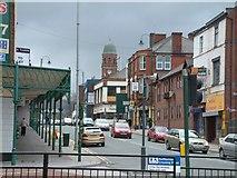SJ9495 : Market Street by Gerald England