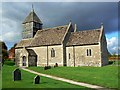 SU0971 : St Mary Magdalene Church, Winterbourne Monkton by Brian Robert Marshall
