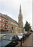 TQ3580 : St Mary, Cable Street London E1 by John Salmon