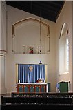 TQ3580 : St Mary, Cable Street London E1 - Lady Chapel by John Salmon