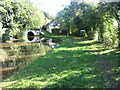 SJ6275 : Trent and Mersey Canal at Saltersford Tunnel by Chris Wimbush