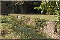TQ1078 : Ha-ha in Cranford Park by Andrew Hackney
