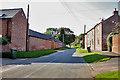 SE9555 : Main Street, Tibthorpe by Peter Church