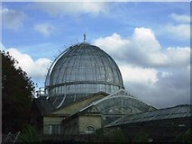 TQ1776 : The Great Conservatory roof - Syon Park by Phillip Perry