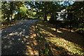 SP4215 : Combe Gate entrance, Blenheim by Philip Halling