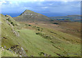 NG4468 : Hillside south of the Quiraing by Nigel Brown