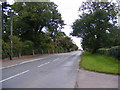 TL9986 : Church Road, East Harling by Adrian Cable