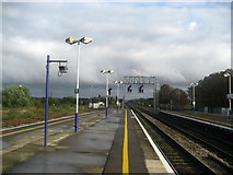 SU5290 : Looking South East from Didcot Parkway by Chris Heaton
