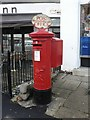 SZ0591 : Parkstone: postbox № BH14 68, Penn Hill Avenue by Chris Downer