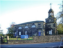SE1321 : The Anglican and Methodist Church of St Matthew, Rastrick by Alexander P Kapp