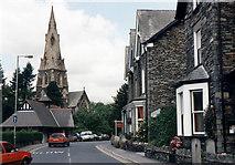 NY3704 : St Mary, Ambleside by jirikruta