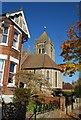 TQ5840 : St. Luke's Church, Tunbridge Wells by N Chadwick