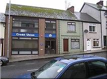 H6357 : Credit Union, Ballygawley by Kenneth  Allen