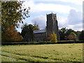 TM0780 : St John the Baptist Church, Bressingham by Adrian Cable