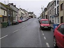 H6357 : Ballygawley Town by Kenneth  Allen