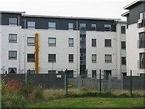 NT2276 : New housing at West Pilton by M J Richardson