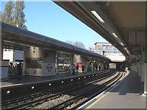 TQ1979 : Acton Town tube station by Janusz Lukasiak