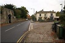 ST5038 : Chilkwell Street, Glastonbury by Derek Harper