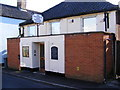 TM3863 : Ex Service & Social Club, Albion Street ,Saxmundham by Adrian Cable