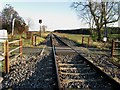 N4850 : Baltrasna Level Crossing by kevin higgins