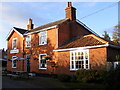 TM2556 : Three Horseshoes Public House, Charsfield by Adrian Cable