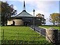 C3621 : St Aengus Church, Burt by Kenneth  Allen