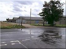 TF3686 : South House Farm by John Beal