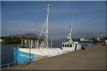 V4679 : Cahersiveen Quay by Steve Edge