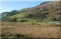 SH6714 : Hillside near Nant-y-gwyrddail by Nigel Brown