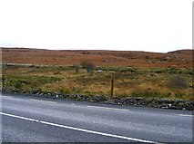 B7809 : Rough grazing to the west of N56 - Croaghnashallog Townland by Mac McCarron