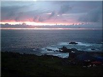 HW6130 : Sulasgeir sunset by john m macfarlane
