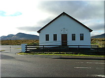 NG4867 : Staffin Free Church of Scotland (Continuing) by Dave Fergusson