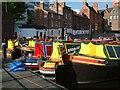 SP0686 : Gas Street Basin, Birmingham by Graham Taylor