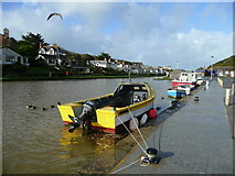 SS2006 : The Lower Wharf on the Bude Canal by Jonathan Billinger